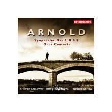 ARNOLD: Sinfonie NN. 7 - 8 & 9