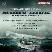Herrmann B.: Moby Dick - Sinfonietta