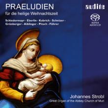 AA.VV.: Preludi natalizi per organo