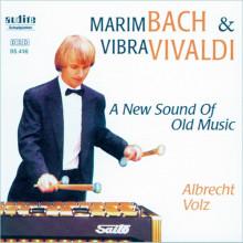 AA.VV.: Musica per vibrafono e marimba