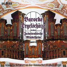 AA.VV: Opere barocche per organo