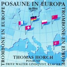 AA.VV.: Musica per trombone in Europa