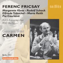 Fricsay Edition: Bizet - Carmen