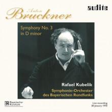 BRUCKNER: Sinfonia N.3 (KUBELIK)