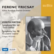 Fricsay Edition: Haydn: Sinfonie 44 - 48