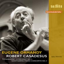 CIAIKOVSKY:Sinfonia N.4 - Saint - Saens...