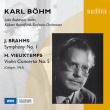 BOHM dirige Brahms - Sinfonia N.1