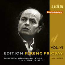 Fricsay Edition:beethoven - Sinfonie N.7&8