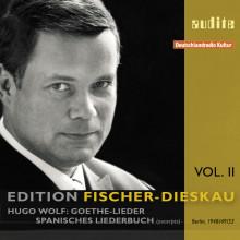 FISCHER - DIESKAU: Wolf - Spanisches Lieder