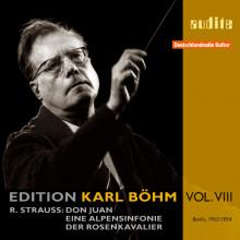 Bohm Dirige Strauss - Einealpensinfonie