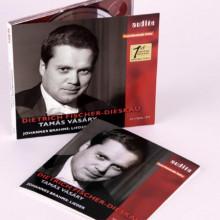 FISCHER - DIESKAU canta lieder di Brahms