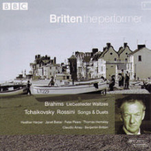 BRAHMS/TCHIAKOVSKY:Opere x voce e piano