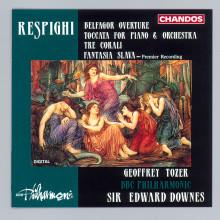 Respighi: Toccata Per Piano E Orchestra