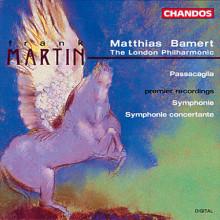 MARTIN:Sinfonia concertante