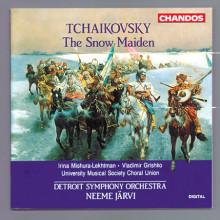 CIAIKOVSKY: The Snow Maiden