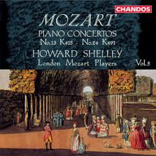 MOZART: Concerti per piano Vol.5