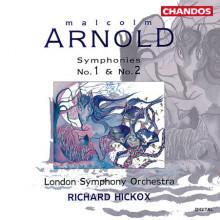 ARNOLD: Sinfonie NN. 1 & 2