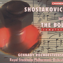 Shostakovich: The Bolt