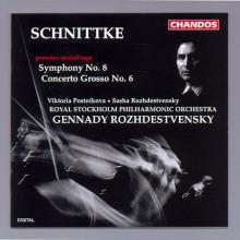 SCHNITTKE: Sinfonia N. 8