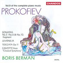 PROKOFIEV: Musica per piano Vol.9