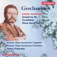 Grechaninov: Sinfonia N. 1