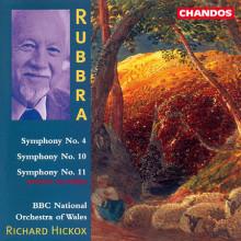 RUBBRA: Sinfonie NN. 4 - 10 & 11