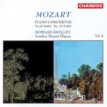 MOZART: Concerti per piano Vol.6