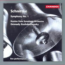 SCHNITTKE: Sinfonia N. 1