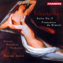 Tchaikovsky: Suite N.3