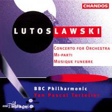 Lutoslawski: Concerto Per Orchestra