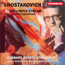 Shostakovich: Limpid Steam