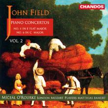 FIELD: Concerti per piano NN.6 & 4