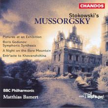 Mussorgsky: Arrangiamenti Orchestrali