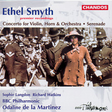 SMYTH: Concerto per violino e corno