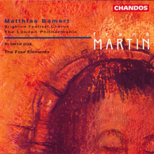 Martin:  In Terra Pax