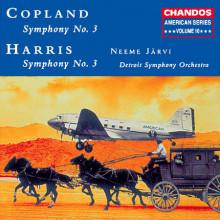 COPLAND - HARRIS: Sinfonie