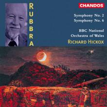 Rubbra: Sinfonie Nn.2 & 6