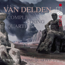 VAN DELDEN LEX: Complete String Quartets