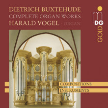 Buxtehude: Complete Organ Works (7 Cd)