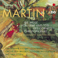 MARTIN FRANK: Die Weise von Liebe und Tod des Cornet