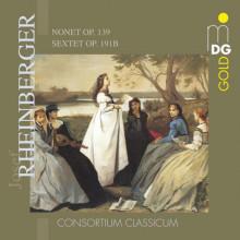 RHEINBERGER: Sestetto op.191b - Nonetto op.13