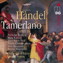 HANDEL: Tamerlano HWV 18