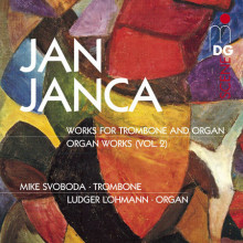 JANCA JAN: Works for Trombone & Organ - O