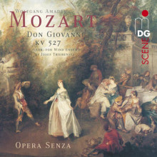 MOZART: Don Giovanni (Arr. Josef Trieben per ensemble di fiati)