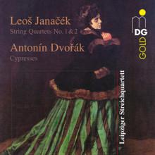 JANACEK - DVORAK: Quartetti - Cypresse