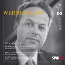 Mozart: Piano Concertos Kv 449 & 459