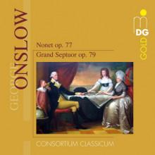 ONSLOW: Nonett op. 77 - Grand Septuor op.