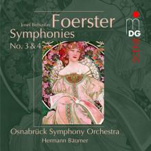 FOERSTER: Sinfonie NN. 3 & 4