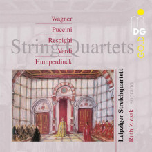 AA.VV.: String Quartets