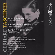 SIBELIUS - KHATCHATURIAN - SARASATE:Concerti